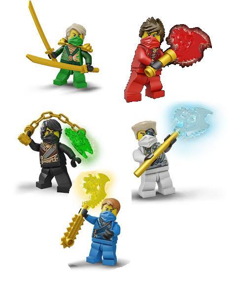 Lego Ninjago 2014 Ninja Traffic Club