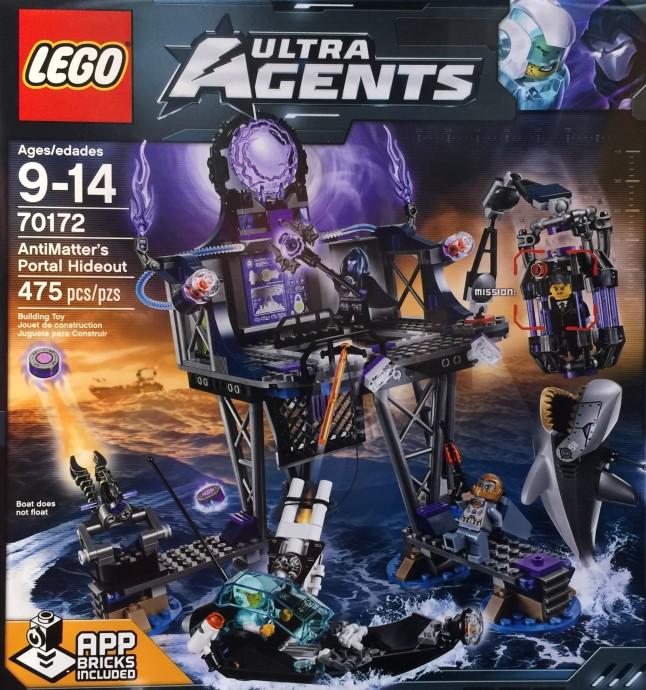 Lego ultra agents summer 2015 sets abteampoznan for Z portal