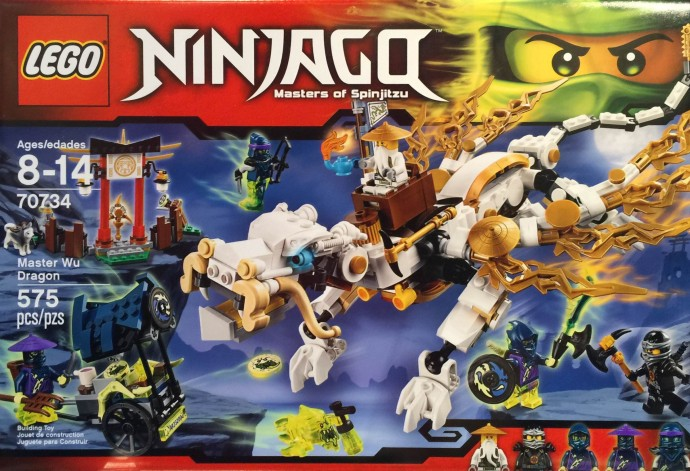 Ninjago Square Feet