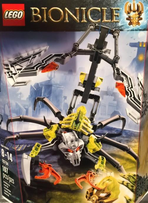 bionicle 70791 70792 70793 instructions