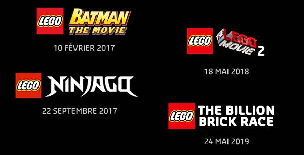 nowe filmy lego
