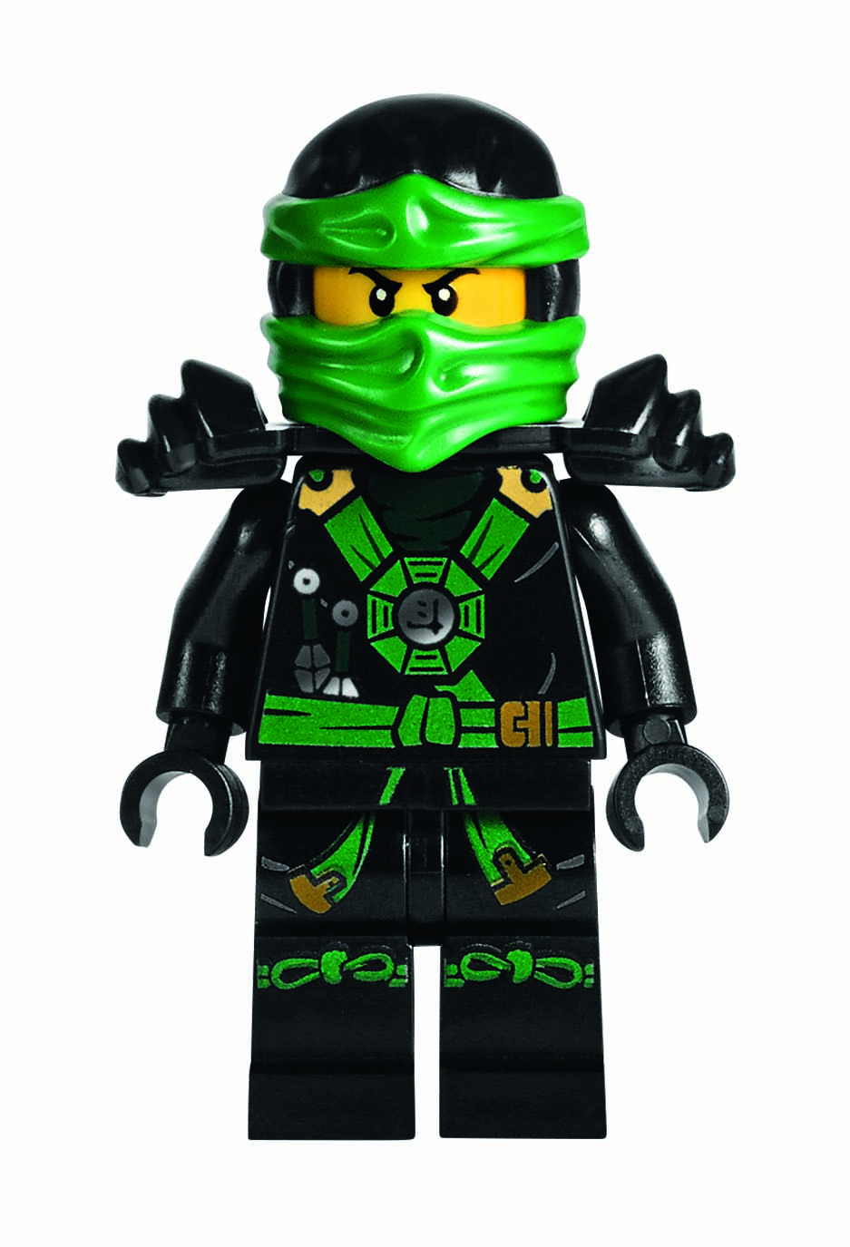 Lego ninjago abteampoznan - Ninja vert lego ...