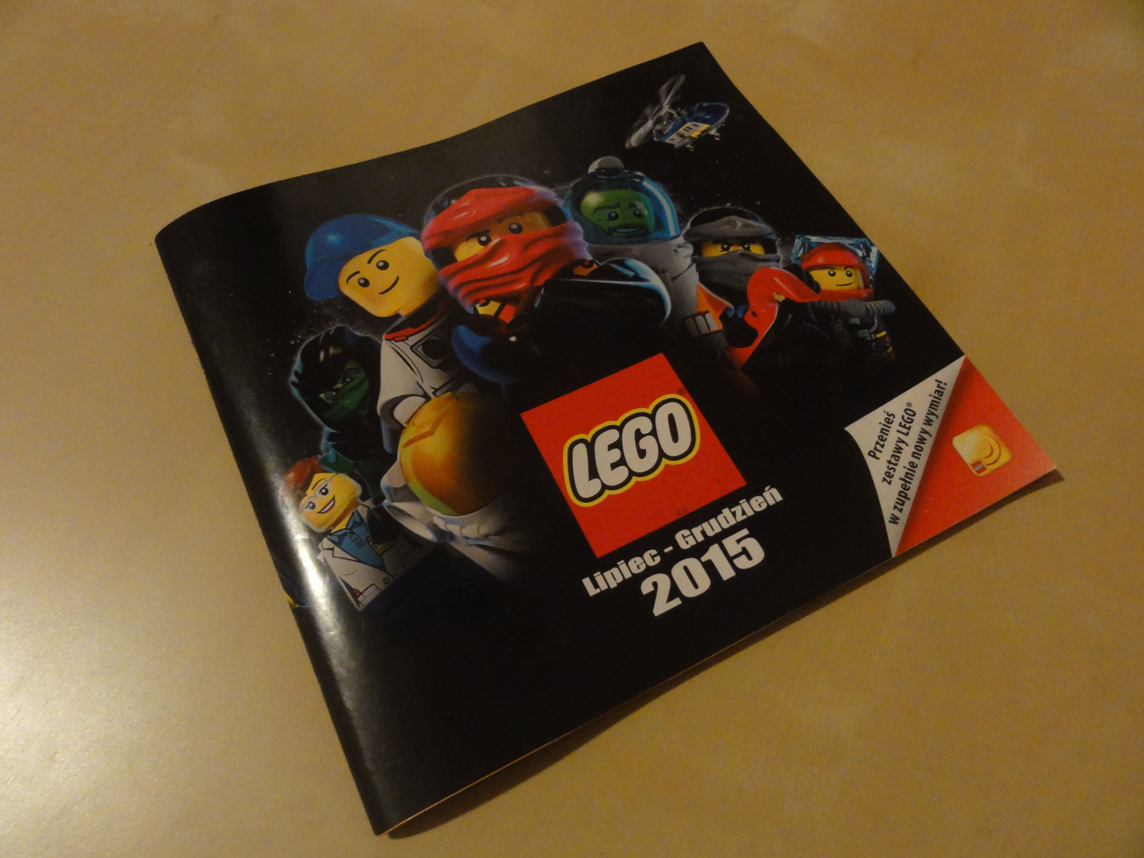 Katalog Lego Lipiec Grudzień 2015 Abteampoznan