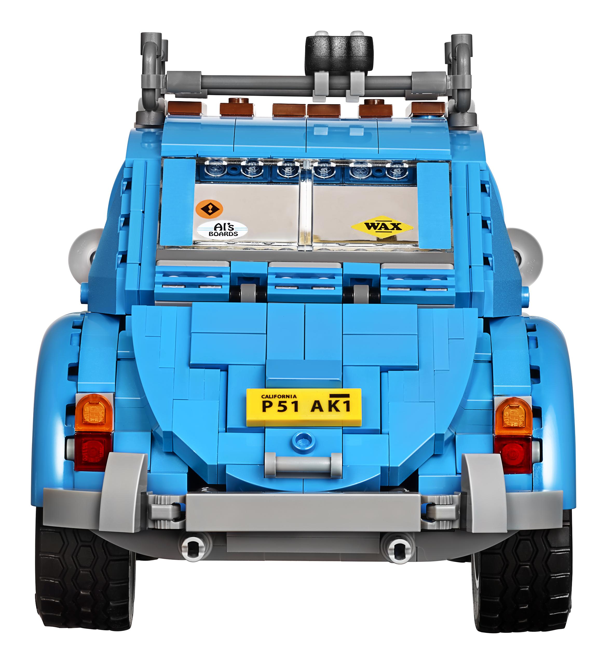 lego creator 10252 volkswagen beetle abteampoznan. Black Bedroom Furniture Sets. Home Design Ideas