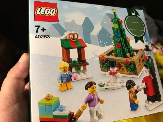 zestaw świąteczny lego seasonal 2