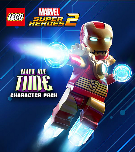 Lego Marvel Super Heroes 2 Out of Time Character Pack DLC